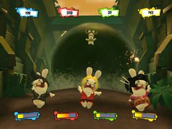 Rayman raving rabbids 2 image 1
