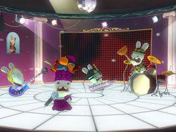 Rayman raving rabbids 2 image 2