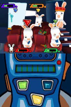 Rayman raving rabbids 2 image 5