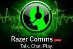 Razer Comms : une messagerie pour tchatter en ligne