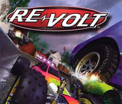 Re-Volt - visuel