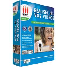 Réalisez vos Vidéos