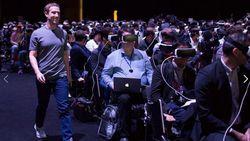 réalité virtuelle MWC.