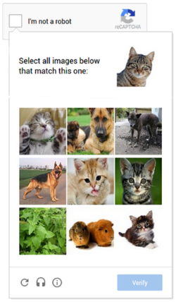 reCAPTCHA-2