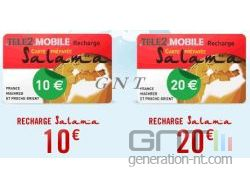Recharges tele2 mobile salama small