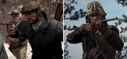 Red Dead Redemption - Hunting and Trading Outfits Pack DLC - Image 1