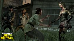 Red Dead Redemption - Undead Nightmare Pack DLC - Image 12