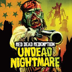 Red Dead Redemption - Undead Nightmare Pack DLC - Logo