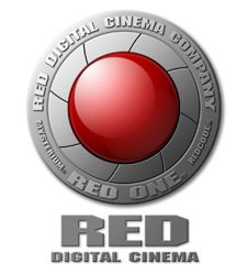 RED Digital Cinema - logo