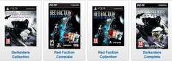 Red Faction Collection - Darksiders Collection