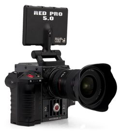 RED Scarlet-X - 2