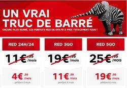 Red SFR soldes