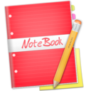 RedNoteBook logo 2