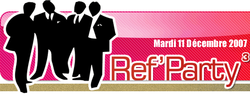 Ref party logo