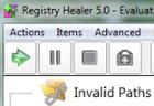 Registry Healer : nettoyer la base de registres