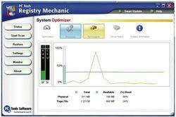 Registry Mechanic screen 1