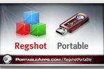 Regshot Portable : comparer l'avant et l'après d'une base de registre