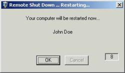Remote Shutdown logo