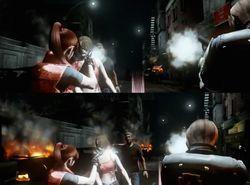 Resident Evil 2 - fan remake