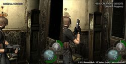 Resident Evil 4 HD Project  - 4