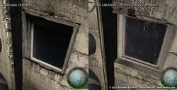 Resident Evil 4 HD Project - comparatif 8
