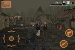 Resident Evil 4 iPhone - 10