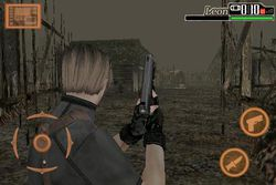 Resident Evil 4 iPhone - 2