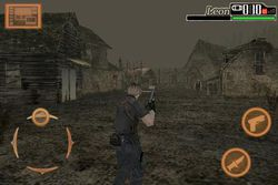 Resident Evil 4 iPhone - 4