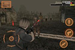 Resident Evil 4 iPhone - 8