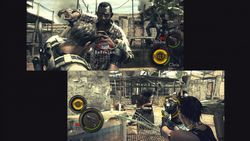Resident Evil 5 - coop