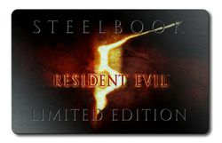 Resident Evil 5 Edition limit