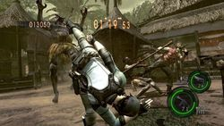 Resident Evil 5 PS4 Xbox One - 10