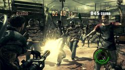 Resident Evil 5 PS4 Xbox One - 4