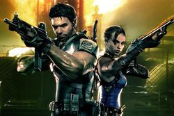 Resident Evil 5 - vignette