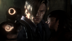 Resident Evil 6 PS4 Xbox One