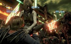Resident Evil 6 X Left 4 Dead 2 - 10