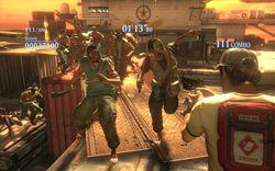 Resident Evil 6 X Left 4 Dead 2 - 2