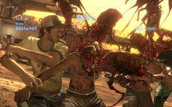 Resident Evil 6 X Left 4 Dead 2 - 3