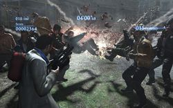 Resident Evil 6 X Left 4 Dead 2 - 4