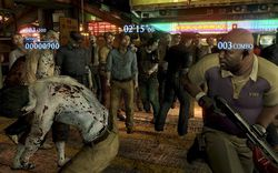 Resident Evil 6 X Left 4 Dead 2 - 5
