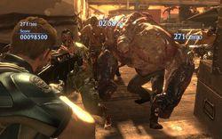 Resident Evil 6 X Left 4 Dead 2 - 9