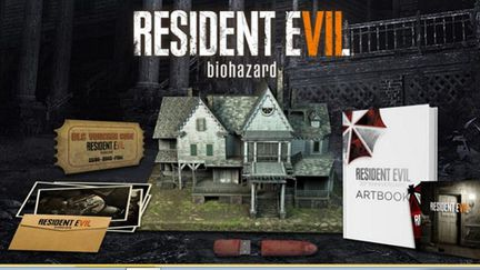 Resident Evil 7 collector