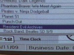 Resident Evil Archives - planning