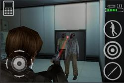 Resident Evil Degeneration iPhone 01