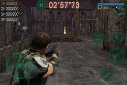 Resident Evil Mercenaries VS - 10