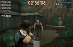 Resident Evil Mercenaries Vs - 1