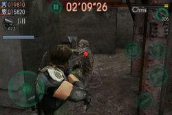Resident Evil Mercenaries VS - 1