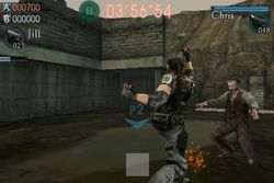 Resident Evil Mercenaries Vs - 3