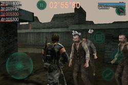 Resident Evil Mercenaries VS - 7