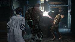 Resident Evil Revelations 2 - bonus Barry Burton - 4